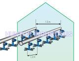 プラントMistingの十字の粉砕のノズルのスプリンクラー(HT6342)