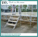 Rk Fabrik-Preis-Aluminiumplexiglas-bewegliches Stadium für im Freienereignis