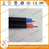 TUV Standard 2.5mm2 4mm2 6mm2 PV1-F DC Solar PV Cable