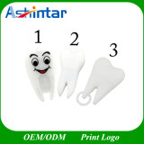 Desenhos animados pendrive USB Memory Stick USB Flash Drive USB de dente