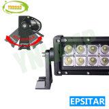 트럭을%s 40inch 240W IP67 Epistar LED에 의하여 구부려지는 표시등 막대