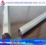 1045 barra Hex de aço estirada a frio de Ck45 C45 na barra Hex de aço de superfície brilhante