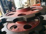 Catena del rullo del piatto P152.4-K2