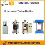 Máquina de prueba automática de la fuerza de la máquina de prueba de la compresión de Gato +Compressive