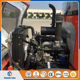 Europäische Art 1.5 Tonnen-Minirad-Ladevorrichtung mit allen Zubehören