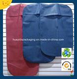 Recyclable Non Woven Garment Cloth Packaging Follows Bag