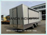 Austrlia Standard Catering Towable Concession Trailers