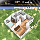 Diseños bien diseñados del precio de fábrica del edificio rápido para el chalet moderno