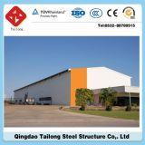 Costruzione prefabbricata del garage dell'automobile della struttura d'acciaio del fornitore da vendere