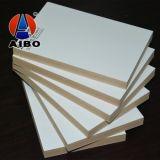 Tablero blanco de la espuma del PVC para los muebles