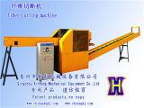 Preiswerter Preis-Tuch-Scherblock/Faser-Ausschnitt-Maschine mit Qualität