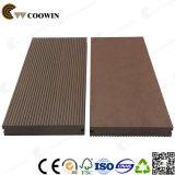 Matériaux de construction Décoration extérieure décoratif WPC Decking, plancher WPC (TW-K03)