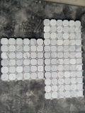 Mattonelle di mosaico di marmo naturali da vendere
