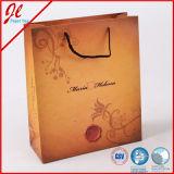 Sac de papier de achat pour caisses de cadeau de papier de sac de papier de module de cadeau de belles