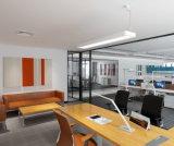 Uispair moderna oficina de dirección ajustable LED de lectura lámpara de mesa