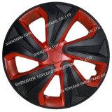 보편적인 탄소 섬유 PP/ABS 플라스틱 바퀴 허브 차 센터 변죽