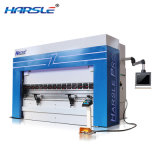 Lámpara de CNC máquina de doblado de Polo Polo de freno hidráulico de presión y de la calle de la máquina