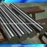 S45c plaqués au chrome dur les tiges en acier trempé/barres en acier