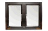 Preiswertes Aluminiumflügelfenster Windows für Nearsea Haus mit Deckel-Rahmen-Fenster