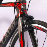 Shimano Tiagra 4700를 가진 탄소 섬유 도로 자전거 속도 자전거
