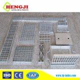 高品質によって電流を通される鋼鉄排水の格子