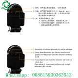10W 20W LED 30W Foco Farol exterior con sensor