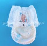 極度の吸収性のコア赤ん坊の引きのおむつのズボン