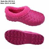 女性の冬のフラッシュ障害物の屋内ホーム女性冬の靴