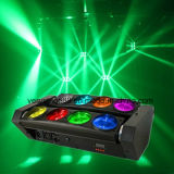Éclairage d'étape du faisceau DJ/Disco d'araignée d'effet de DEL