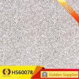 Azulejo de suelo esmaltado porcelana gris de la mirada del granito (HS60079)