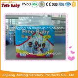 Prezzo sonnolento a gettare all'ingrosso respirabile morbido del pannolino del bambino nei fornitori delle balle in Cina