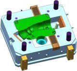 Molde de moldeado a presión de alta presión para tubo de escape