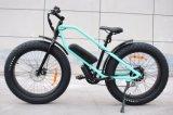 2018新しいモデルは26インチの極度の脂肪電気自転車を疲れさせる