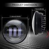 Het PUNT Goedgekeurde Hulp Lichte Waterdichte 30W 12V LEIDENE 4.5inch Licht van de Mist