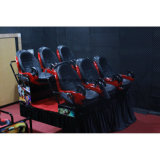 Sistema hidráulico y eléctrico del cine del teatro casero 5D 7D 9d 12D con las películas 3D