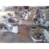 Taglierina della barra d'acciaio Gq40-4 per il macchinario di costruzione