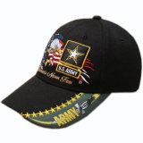 Выдвиженческая бейсбольная кепка вышивки крышки Snapback крышек