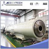 De de plastic Extruder van de Pijp/Watervoorziening/PE van het Gas/van de Drainage Machine van de Uitdrijving van de Pijp