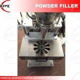 Semi-automático de llenado de polvo de polvo/máquina de llenado