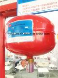 3c certificaat die Het Brandblusapparaat van de Brandbestrijding hangen FM200