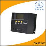 50A 24V PWM LCD Bildschirmanzeige-Solarbatterie-Ladung-Controller