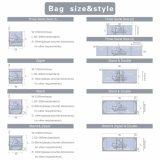 Tieminの自動高速は機械HD-1250ullを作る袋のジッパー袋及び袋を立てる(1網からの袋を、立てるジッパーが付いている袋のガセットの挿入を、立てなさい)