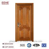 الصين مصنع تصميم متأخّر خشبيّة باب [إينتريور دوور] غرفة باب