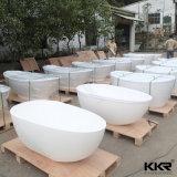 Bañera sanitaria de interior de la piedra de la resina de las mercancías