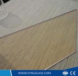 4-6mm freies keramisches Glas für Kamin