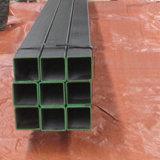 Труба углерода раздела ASTM A500 квадратной полой сваренная чернотой стальная