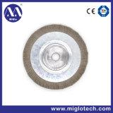 Escova Industrial personalizados escova roda para polimento de Rebarbação (WB-100028)