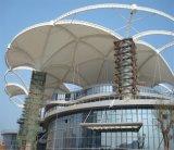 Cortina del pabellón de la azotea de la tela de la configuración para el estadio/la exposición pasillo/la estructura extensible de la membrana de la alameda de compras