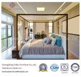 Mobília Modernistic do hotel do estilo para a mobília do quarto ajustada (YB-WS-80)