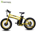 """20 """"セリウムが付いている36V電気バイクの脂肪質のタイヤか脂肪質のタイヤ山Eのバイク"""